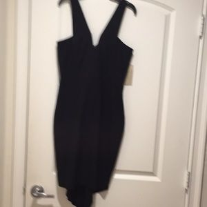 Elegant, classy, timeless black dress.